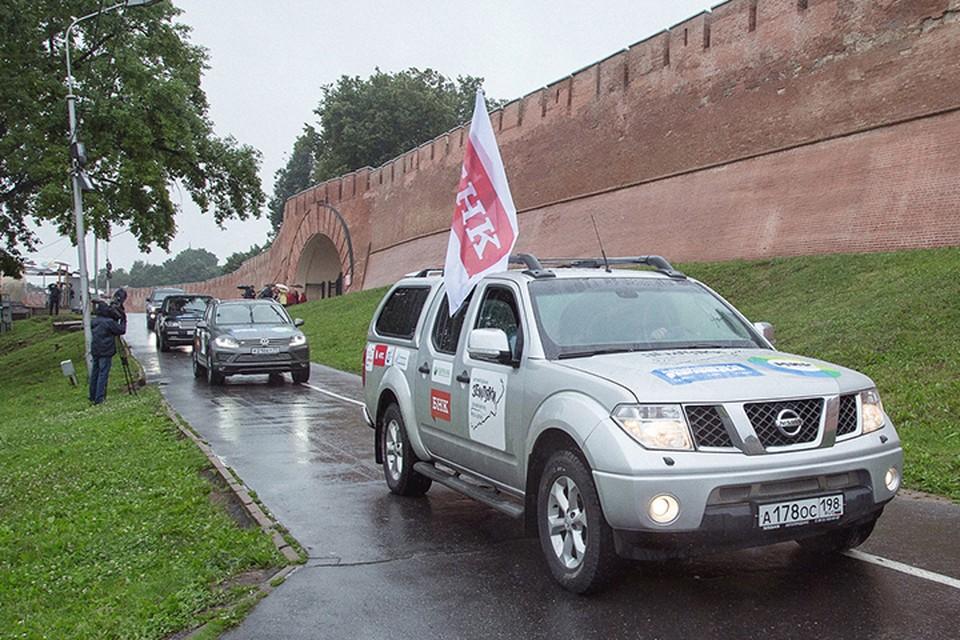 Автоэкспедиция повторит маршрут, которым на север веками двигались новгородцы. Фото: Сергей Суфтин