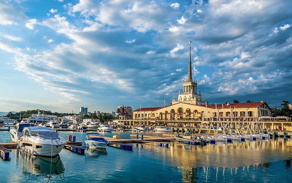 444f3b18d6ac В топ-5 российских курортов для семейного отдыха вошли Сочи и Анапа