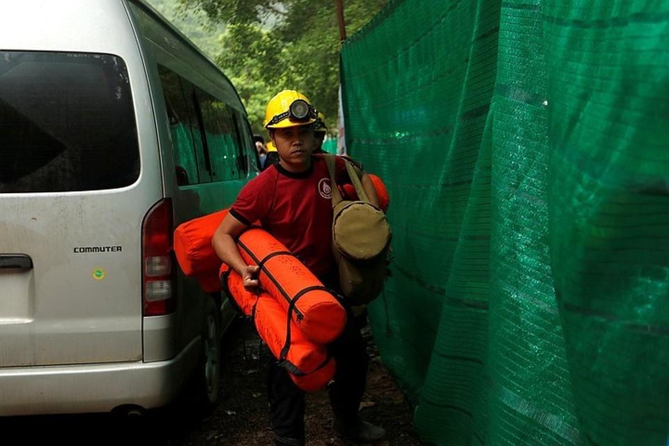 Информация о процессе спасательной операции теперь засекречена