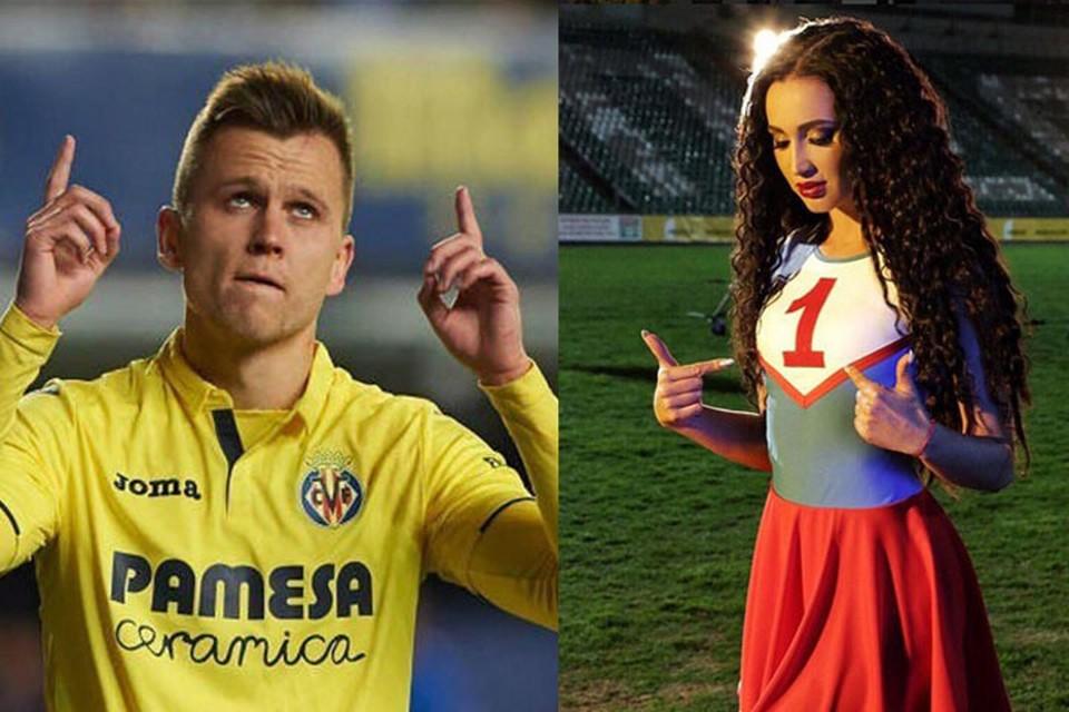 Ольга предложила Денису жениться на ней, но, похоже, у поп-певицы нет шансов. Фото: страницы Черышева и Бузовой в Инстаграме