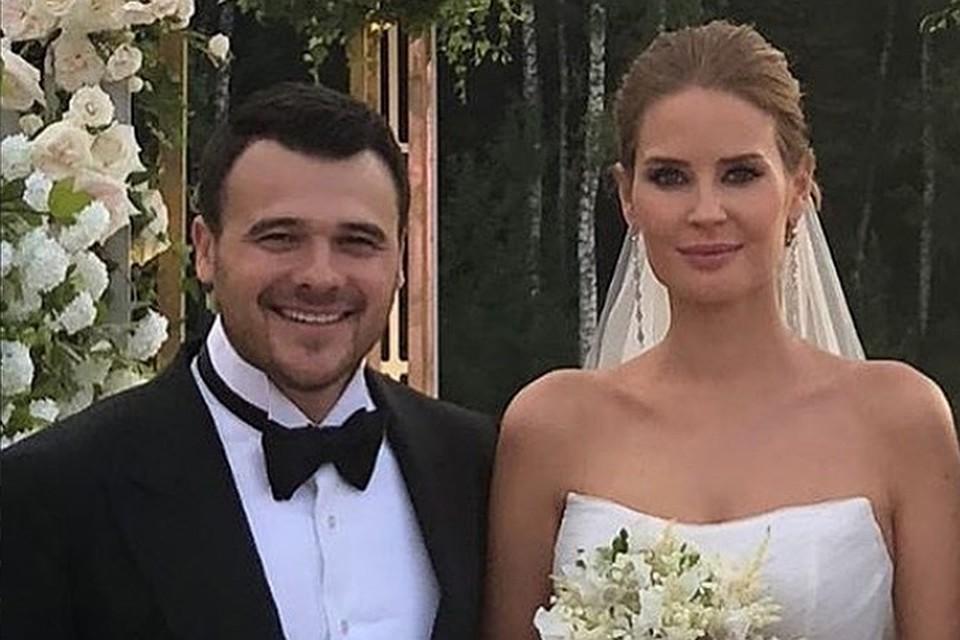 Эмин женился на Мисс Мордовии Алёне Гавриловой что
