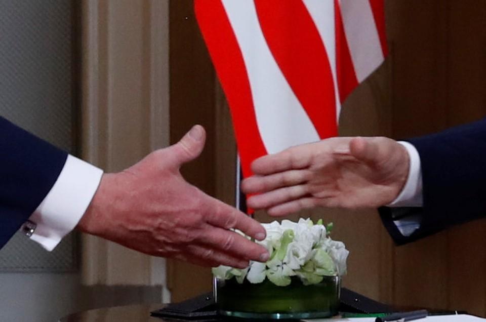 В Германии оценили итоги прошедшего накануне в Хельсинки американо-российского саммита на высшем уровне
