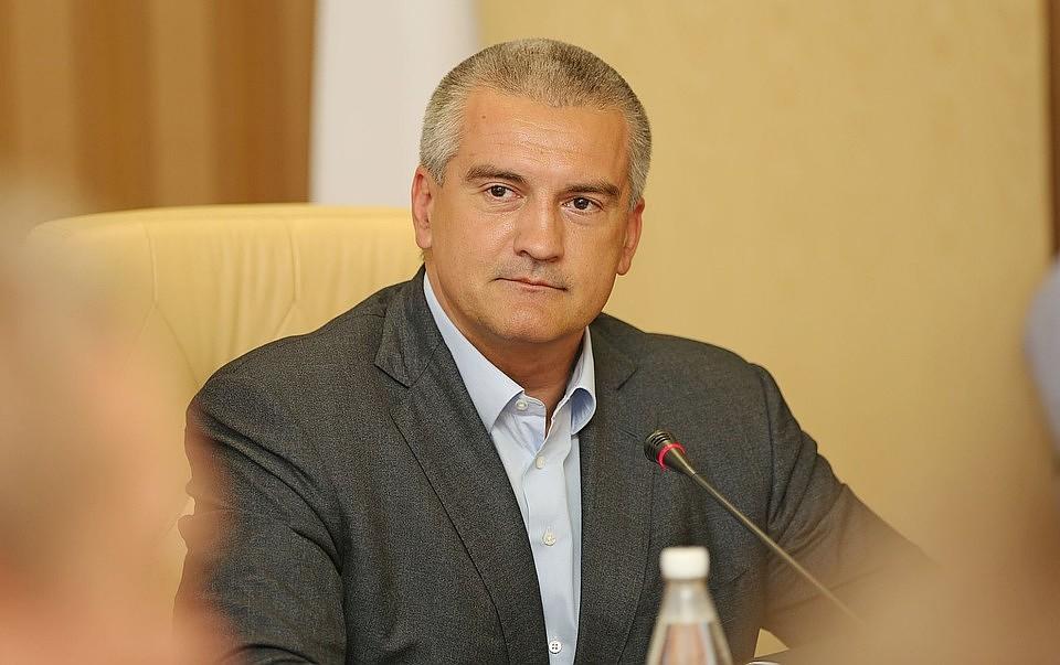 Глава Крыма Сергей Аксенов/Фото: правительство Крыма