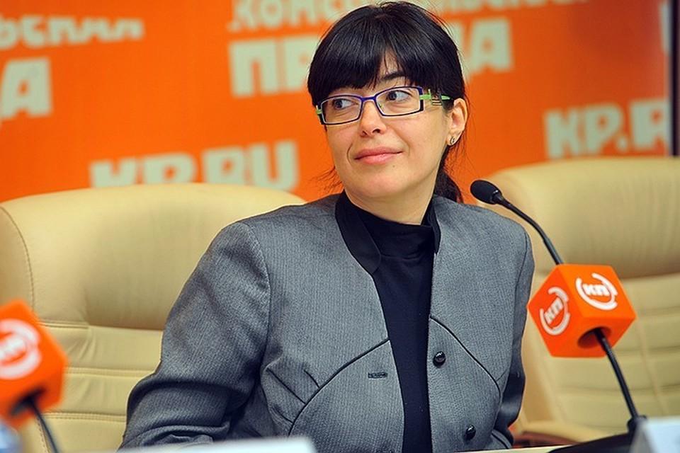 Майя Ломидзе, исполнительный директор Ассоциации туроператоров России