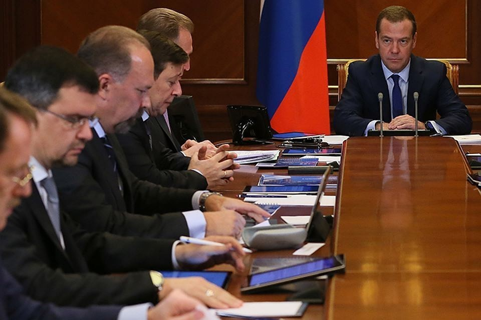 Правительство России. Фото: Екатерина Штукина/ТАСС