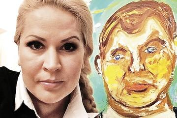 Евгения Васильева стала магистром искусств и все-таки вышла замуж за Сердюкова