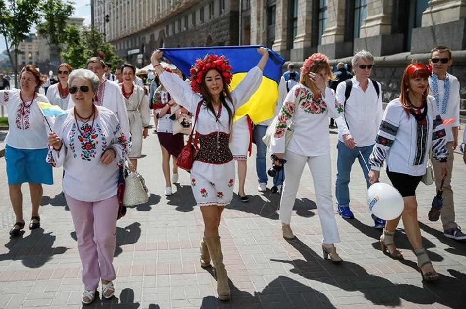 В сети высмеяли украинский учебник географии