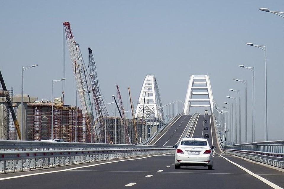 Евросоюз ввел санкции против 6 российских компаний, строивших Крымский мост