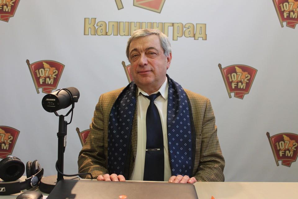 Только у нас. Виктор Бобков
