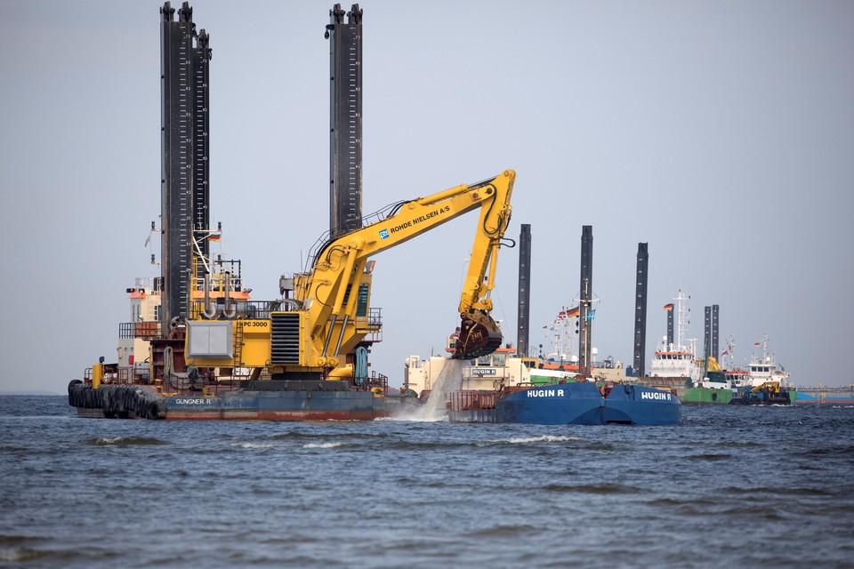 Вторую нитку «Турецкого потока» построят к концу 2019 года