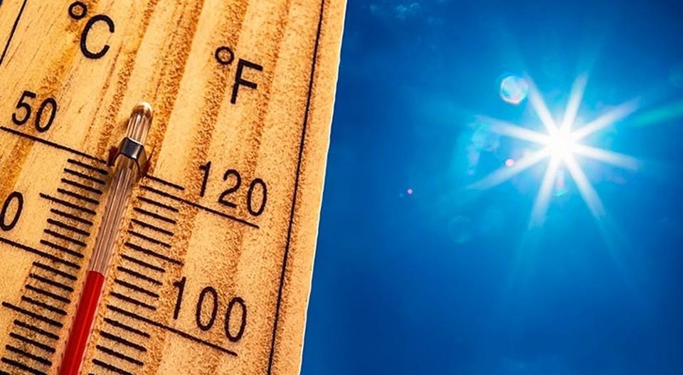 На Кипре экстремально жарко