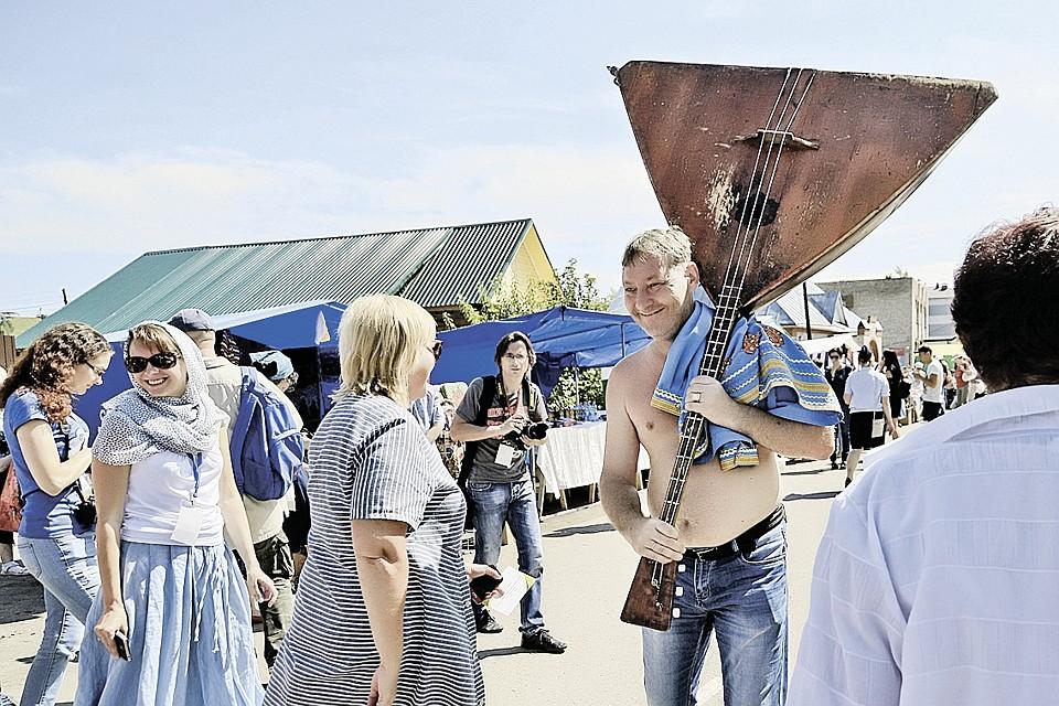 Кстати, День балалайки в России тоже есть - его отмечают 23 июня.