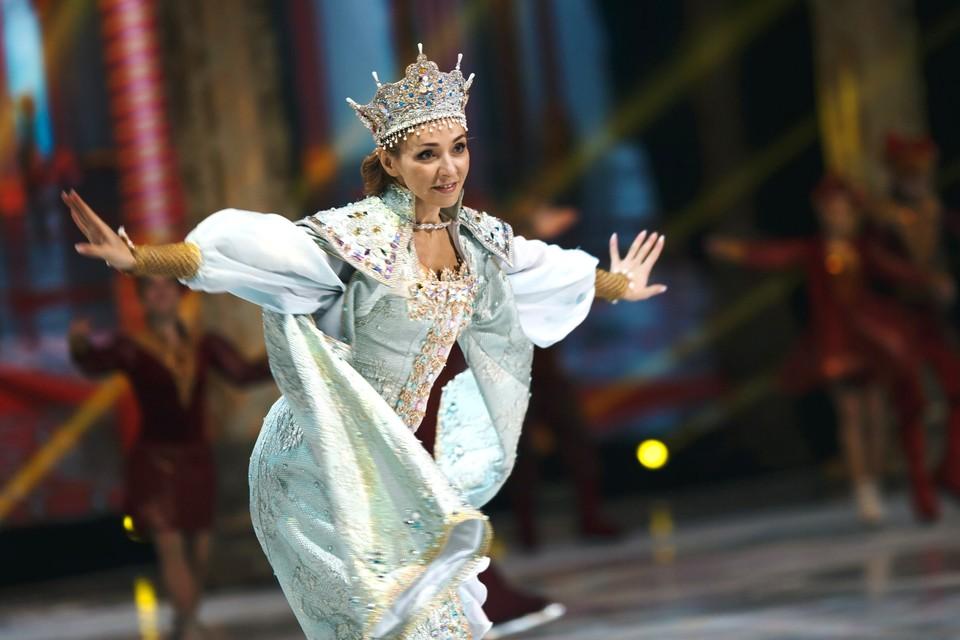 Любителей ярких постановок «Руслан и Людмила» точно порадует. Фото: navka.show