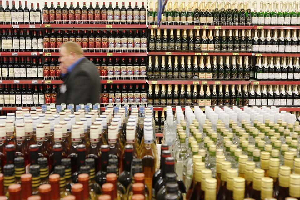 На алкоголе могут появиться устрашающие картинки, как на сигаретах