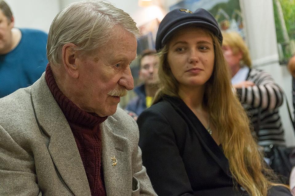 Наталья Шевель уехала от Ивана Краско за границу. Актер решил, что будет разводиться.