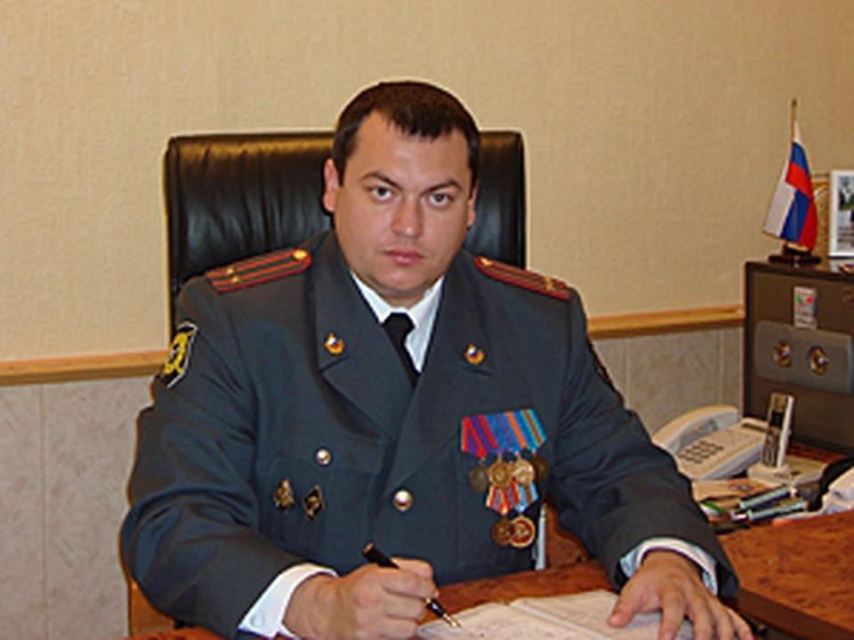 Александр Ходыч - бывший начальник центра по борьбе с экстремизмом кущевского РОВД