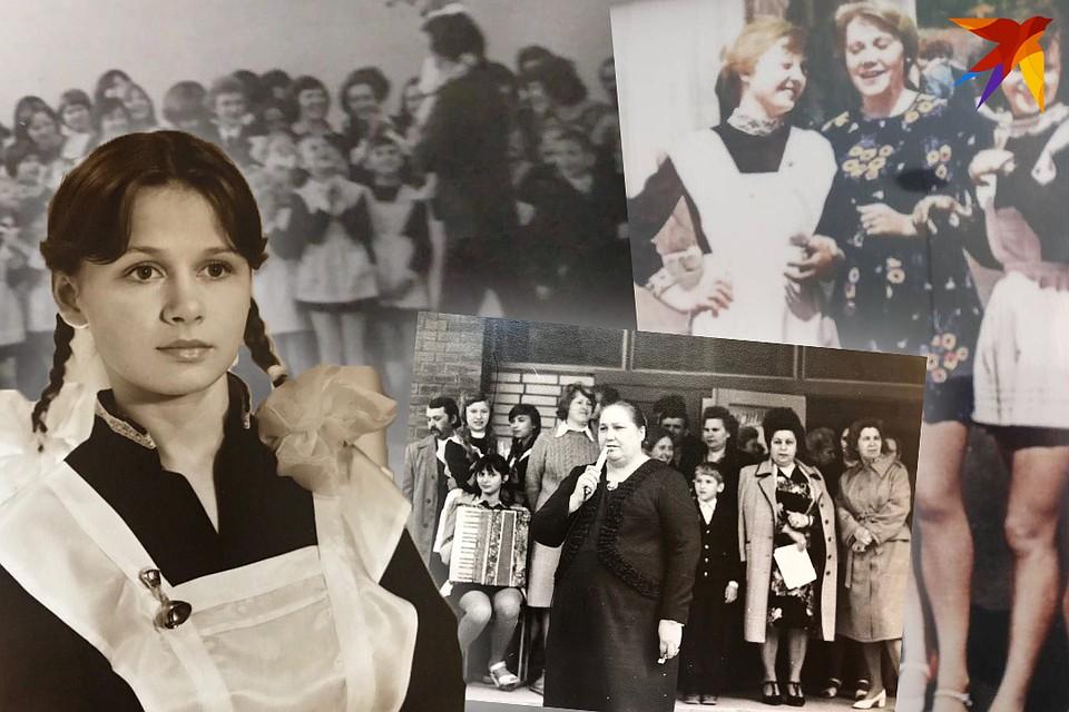0710c23f738f Ультракороткие юбки, баян и звонок в спортзале  как проходили школьные  линейки в СССР