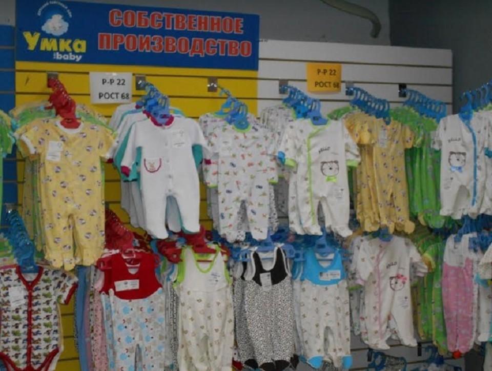 В Тюмени открыто производство по пошиву одежды для новорожденных. Фото Инвестагентства Тюменской области