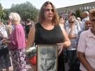 Донецкий художник Екатерина Вольф: «Один мой хороший товарищ сказал, чтобы я обязательно принесла портрет Александра Захарченко на прощание. Он обязательно его увидит. Теперь он все видит и слышит»