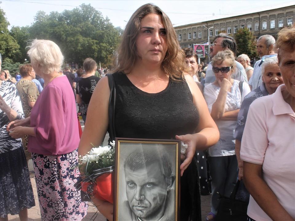 Екатерина Вольф познакомилась с Главой ДНР еще во время «Русской весны»
