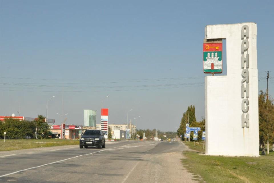 Предположительно, кислотонакопитель завода «Крымский Титан» является источником загрязнения воздуха.