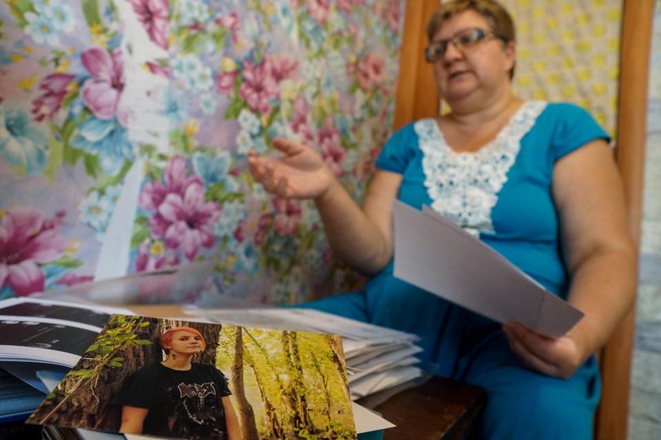 Женщина проделала большой объем работы и убеждена, что ее дочь не покончила с собой