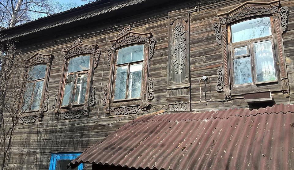 В этом доме жила семья легендарного авиаконструктора Фото: Виктория Янкевич