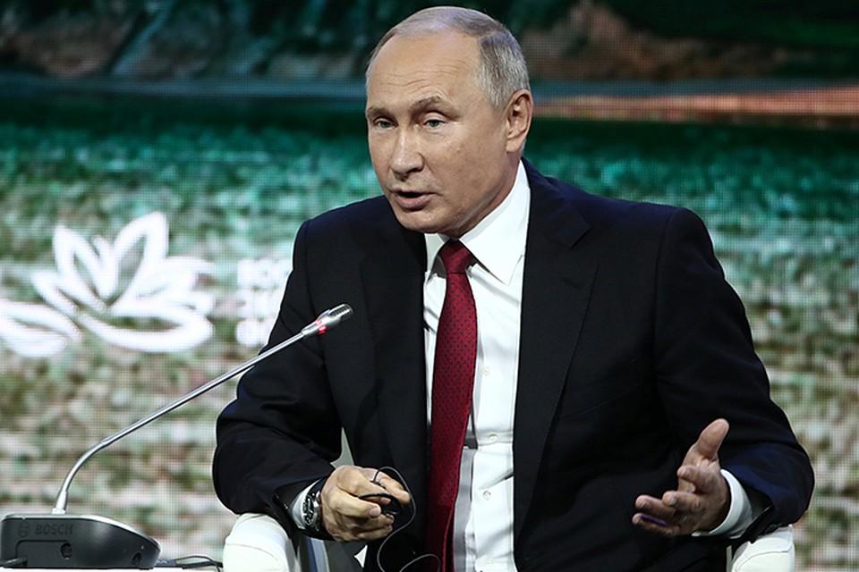 Президент заявил, что понятна вся сложность вызовов, стоящих перед страной