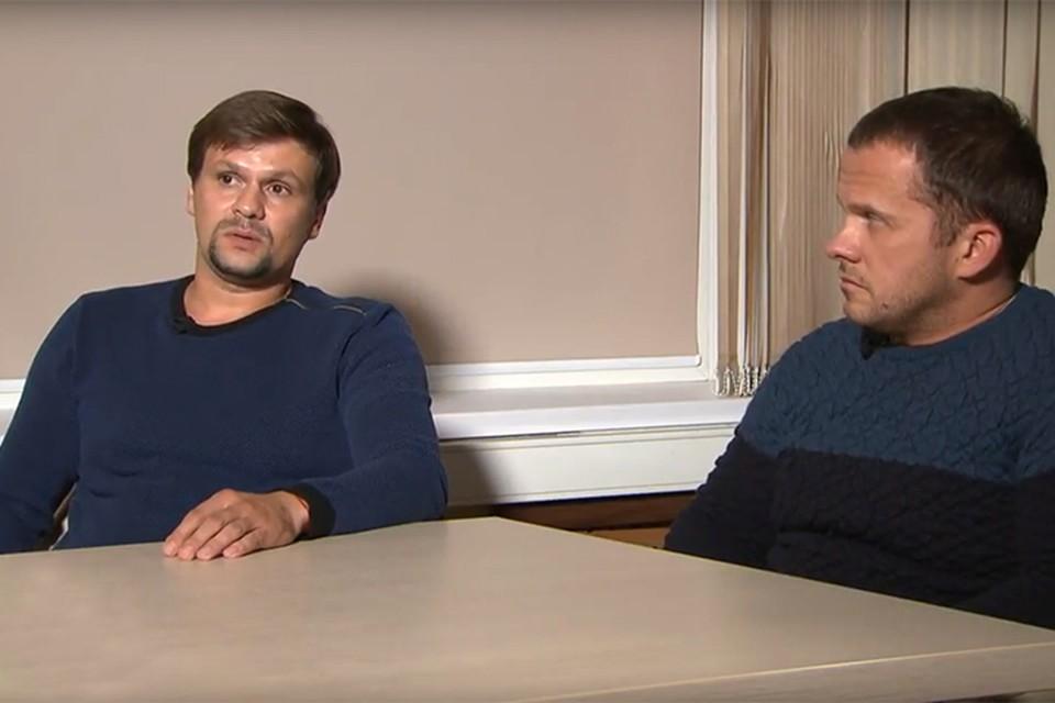 Вышедшие на публику бизнесмены надеются, что англичане смогут найти настоящих преступников