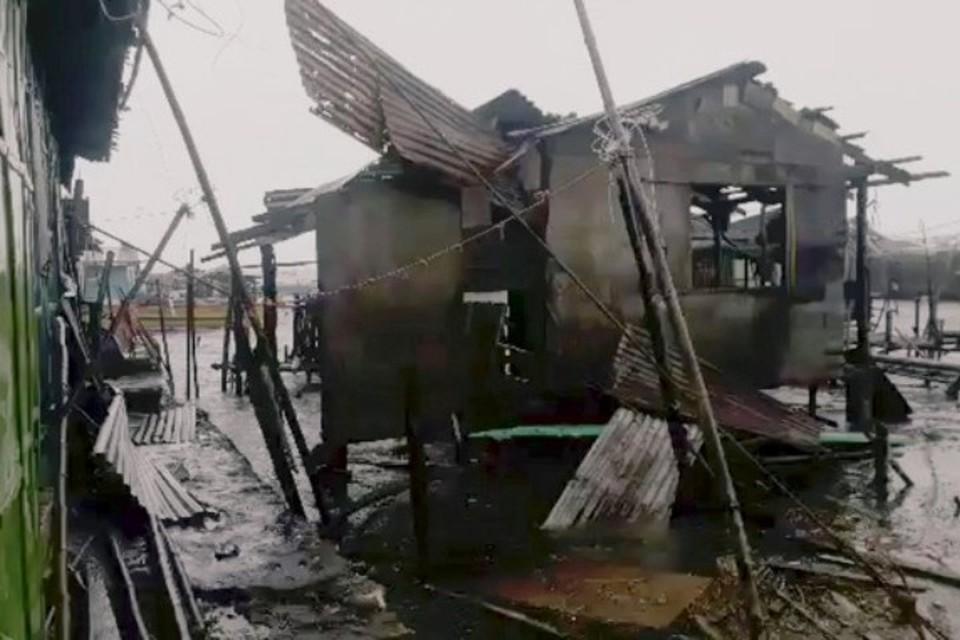 Не менее 25 человек стали жертвами тайфуна «Мангхут» на Филиппинах