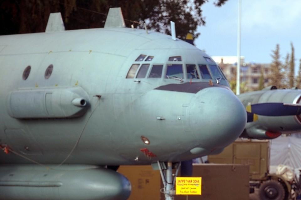 Минобороны РФ: Ил-20 был сбит сирийской ПВО