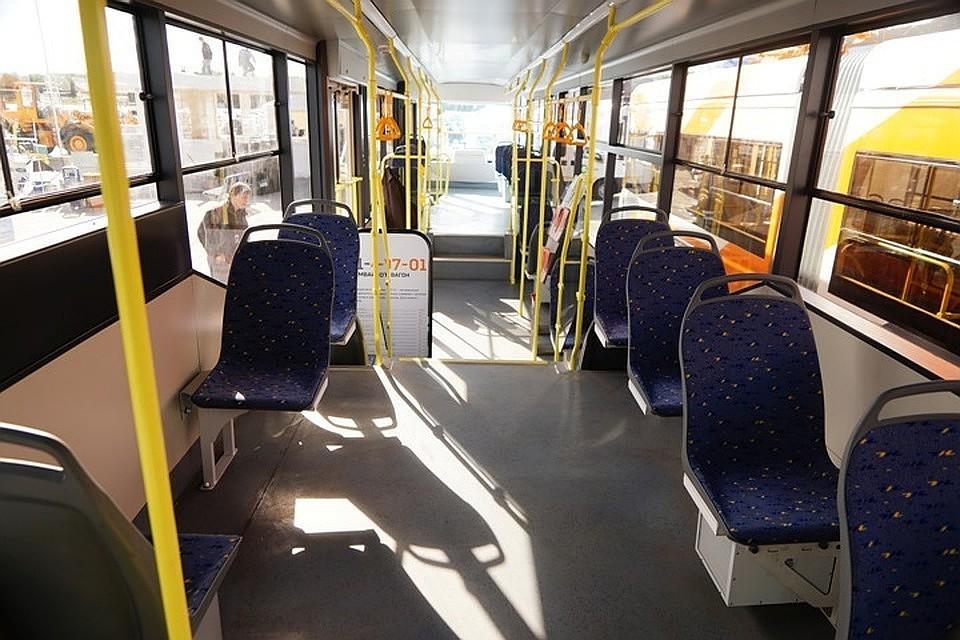 Сексуальное напряжение в общественном транспорте