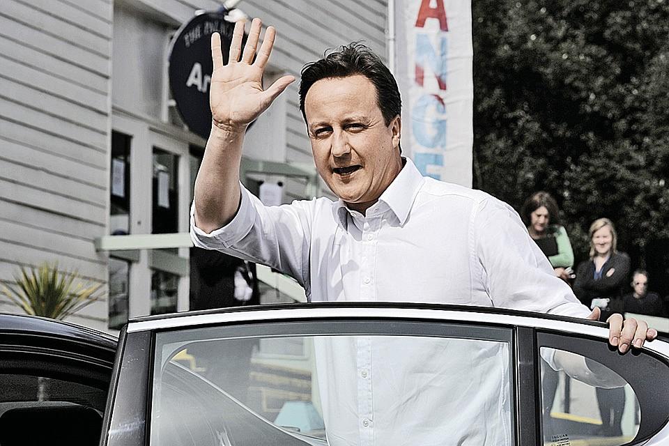 Дэвид Кэмерон пытался разыграть карту КГБ для победы в выборах.