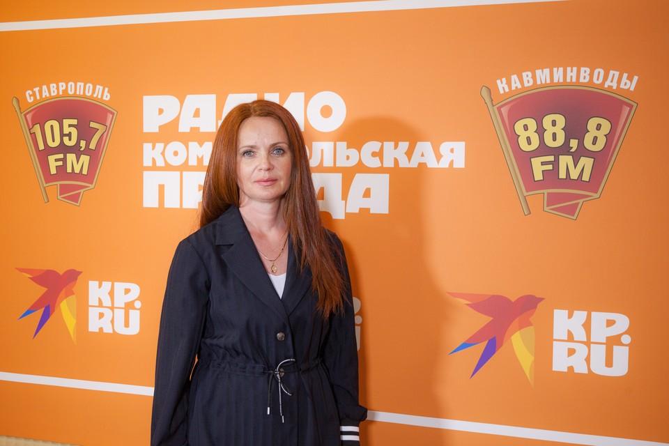 Заведующая гинекологическим отделением СККБ Нина Хоменко