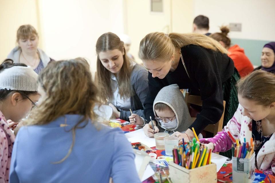 """Добровольческое движение """"Даниловцы"""" объединяет 1200 волонтеров, которые помогают более чем 4200 подопечным Фото: предоставлено движением """"Даниловцы"""""""