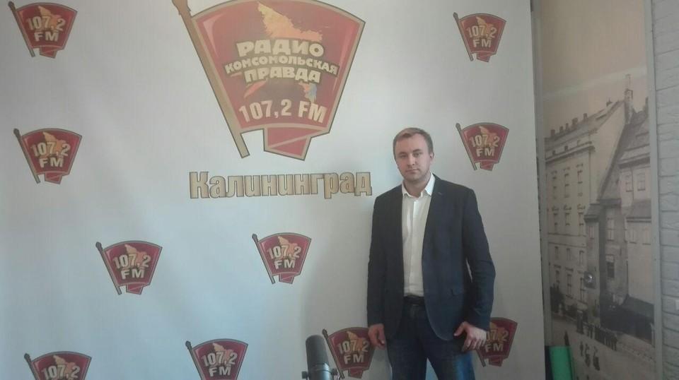 Водительские права. Илья Зотов