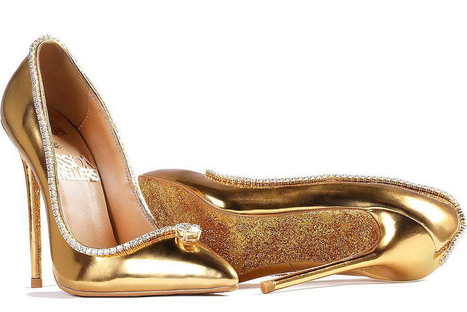 955941643 Самые дорогие туфли в мире стоят 17 миллионов долларов