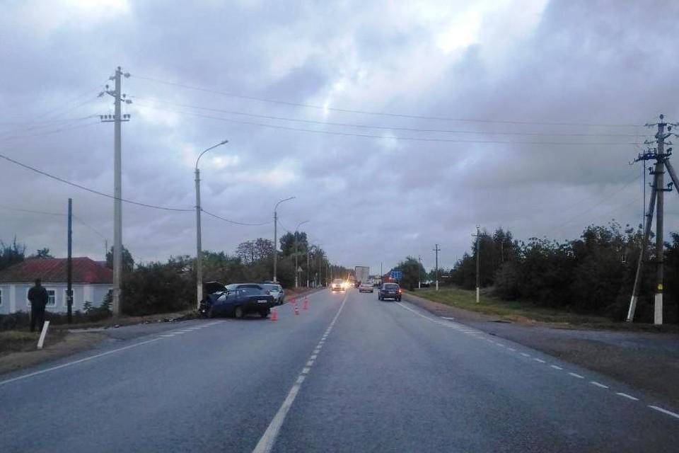 За сутки на дорогах региона пострадали 4 человека