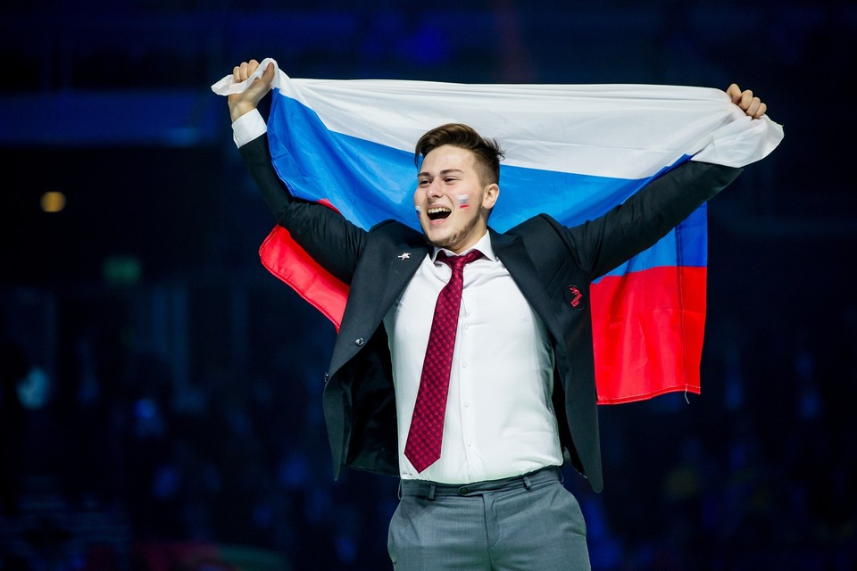 Михаил Воронцов стал лучшим в Европе и в сборной России