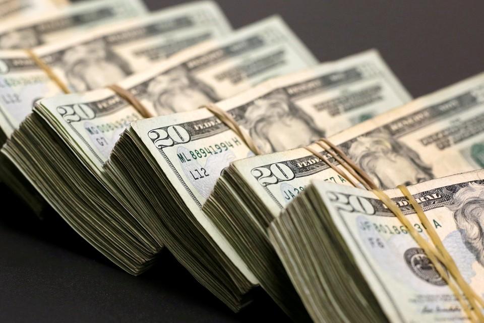 Госдолг США за 2018 финансовый год вырос более чем на 1,2 триллиона долларов