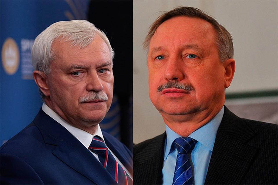 Георгия Полтавченко на посту губернатора Санкт-Петербурга сменил Александр Беглов.