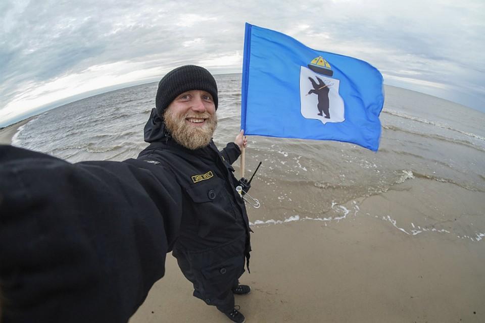 Фотограф Илья Дианов рассказал о своей поездке в Арктику. Фото: Илья Дианов.