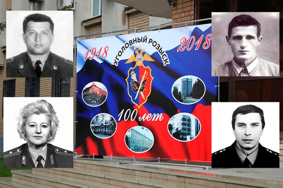 Оперативников Самарской области, погибших на службе, хорошо помнят и чтут