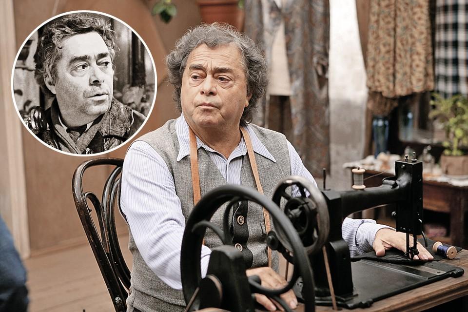 Карцев снялся в нескольких фильмах. Например, в картине «Улыбка бога, или Чисто одесская история» (2008) он сыграл портного Перельмутера. Но больше всего зрителям запомнилась исполненная им роль Швондера в «Собачьем сердце» (1988).