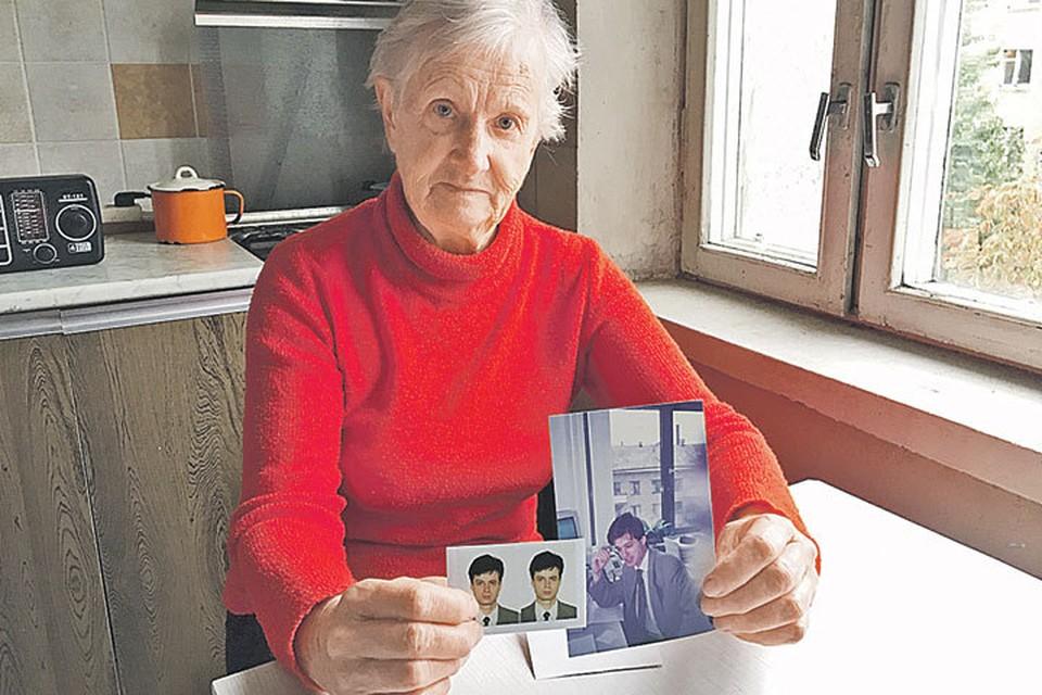От сына Александра у Натальи Малицкой остались только фото и жилплощадь, на деньги от продажи которой тот намерен безбедно жить в Эквадоре.