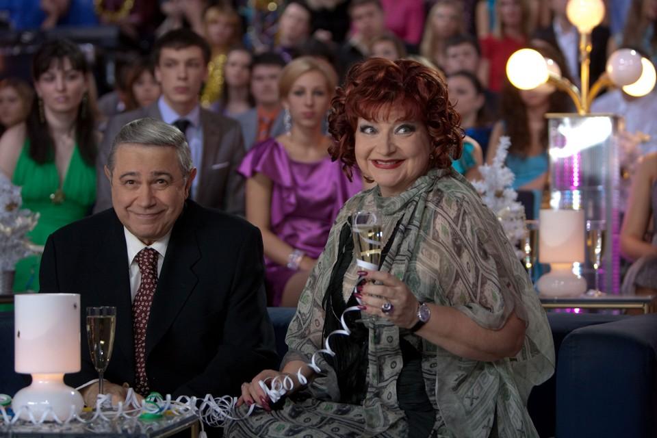 Евгений Петросян и Елена Степаненко прожили в браке 32 года