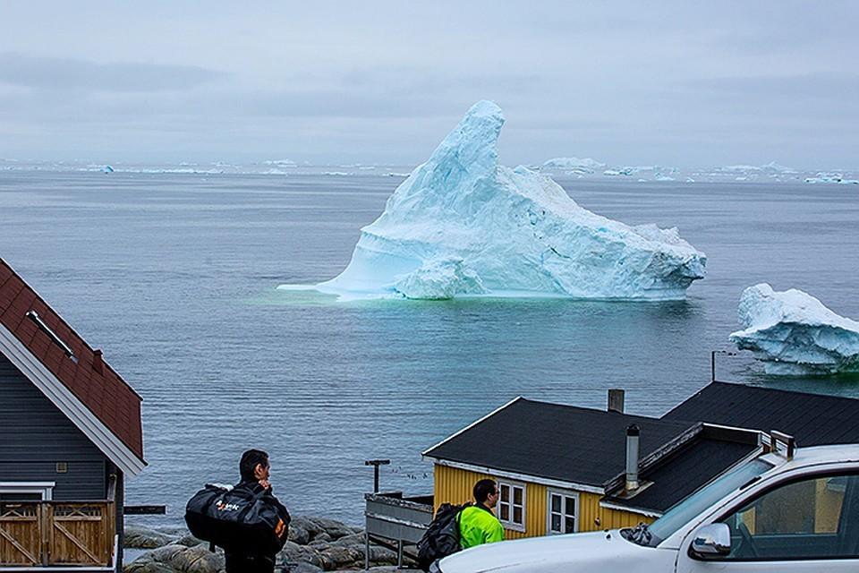 Глобальное потепление у полюсов идет быстрее, чем в среднем на Земле