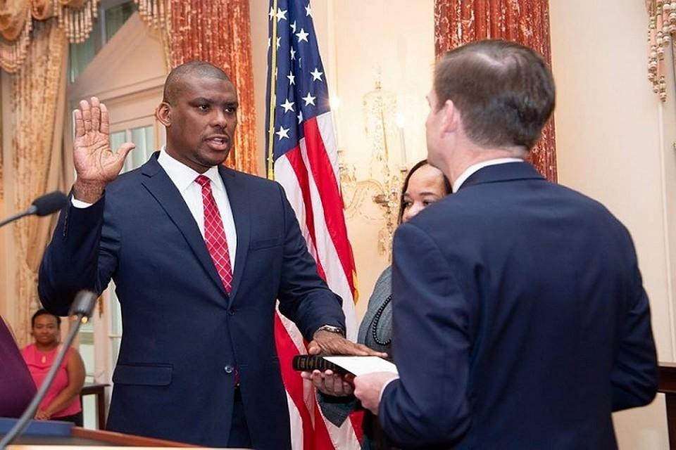 Посол США в Молдове
