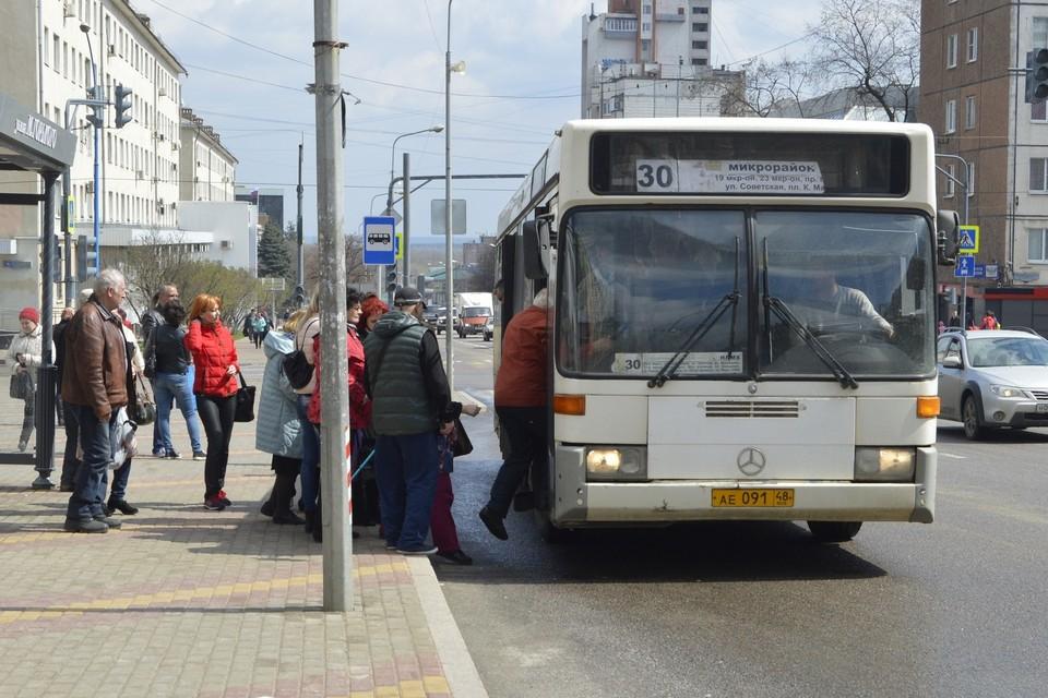 Автобуса придется ждать дольше