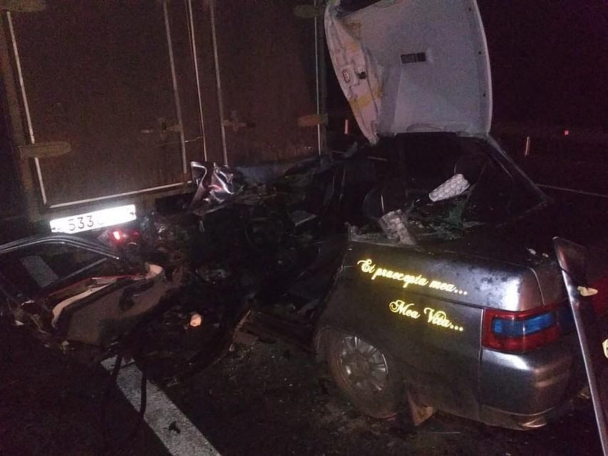 Машина депутата владимирского зак собрания попала в дтп
